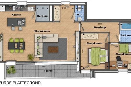 Stunning Plattegrond Maken Slaapkamer Pictures - Ideeën Voor Thuis ...