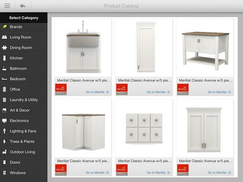 Homestyler Autodesk Furniture