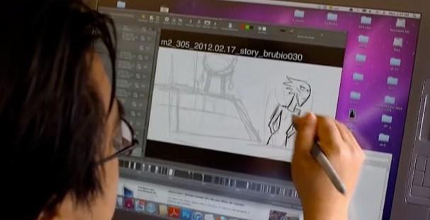 Making-Pixars-Monsters-University_3dart