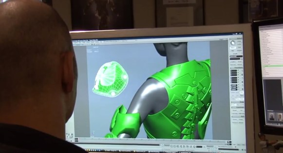 Pacific Rim making of_softimage