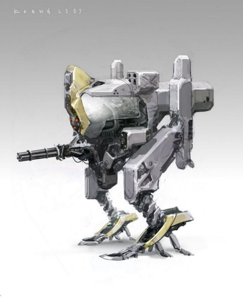 robot hawken