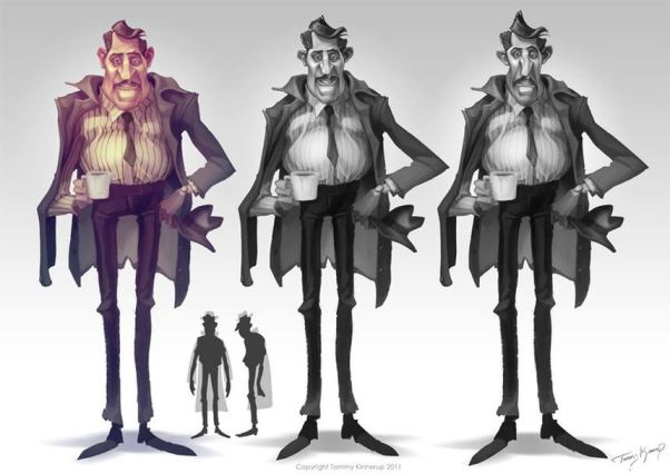 Making-of-Out-Of-the-Ordinary-character-concept