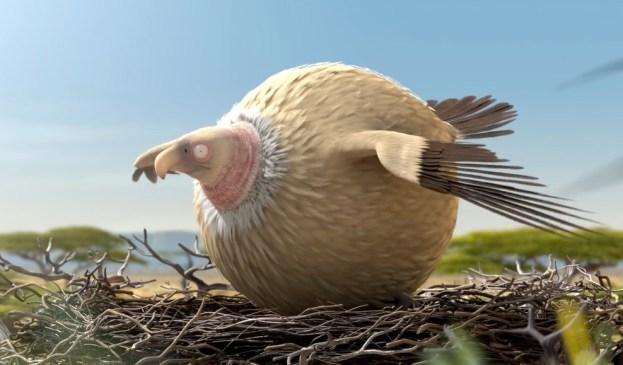 ROLLIN-SAFARI-vulture 3dart