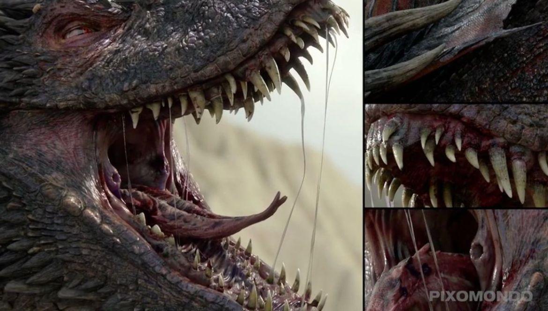 Making-VFX Making of Game of Thrones Season 6