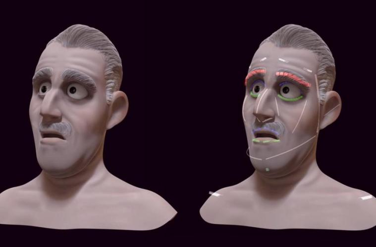 Blender - Facial Rig - EasyRigging