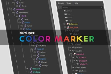 Download Color Marker for Maya