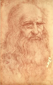 Leonardo da Vinci Anatomy References - Face