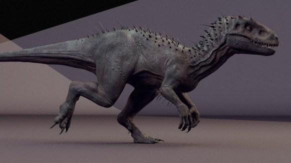 Indominus-Rex-3d-model-for-free