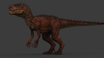 TRex-Dinosaur-Maya-Rig