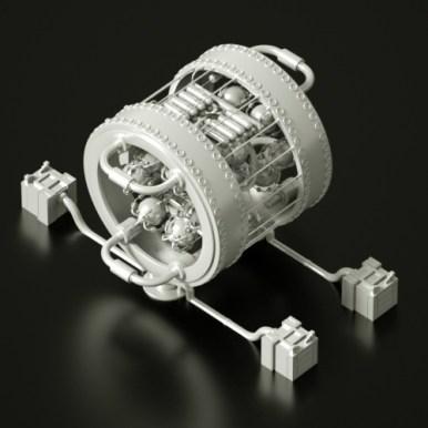 3d model for free - Incubator