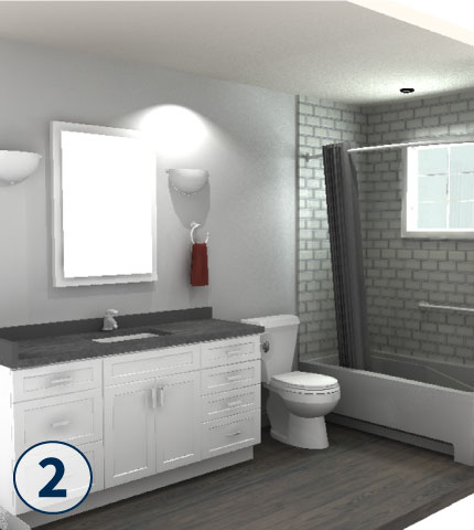 Utah Bathroom Remodeling 3 Day Kitchen Bath