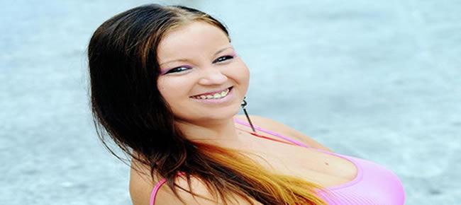 Ania Lisewska, de 21 anos