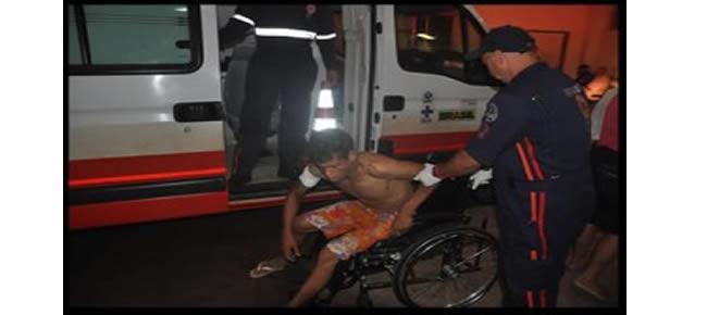 """Após receber atendimento médico policia descobriu que 'anzol"""" tinha Mandado de Prisão Preventiva"""