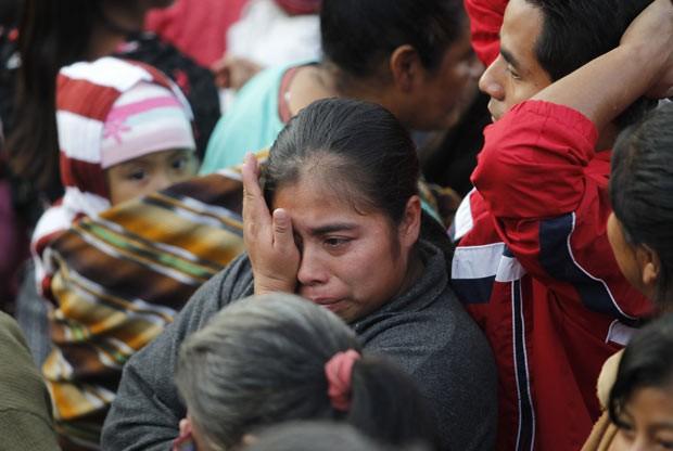comunidade indígena localizada no norte da Guatemala