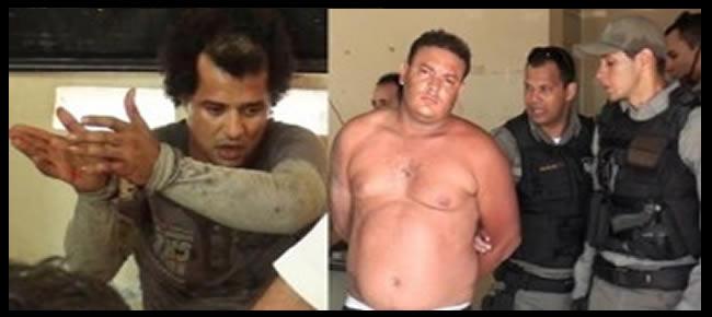 A Polícia agíu rápido e prendeu todos os cinco envolvidos, sendo três homens e duas mulheres