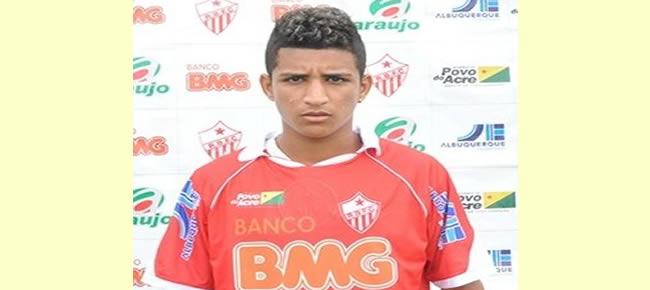 Radames já vestiu a camisa do Rio Branco (Foto: Arquivo pessoal)