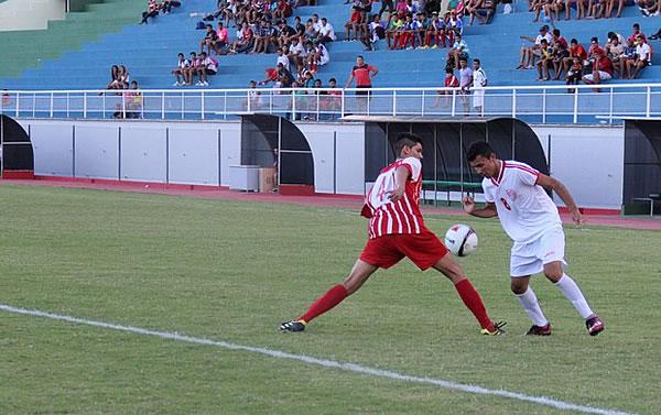 Copa Antônio Aquino de Futebol Sub-17 no estádio Florestão - Foto/João Paulo MaiaCopa Antônio Aquino de Futebol Sub-17 no estádio Florestão - Foto/João Paulo Maia