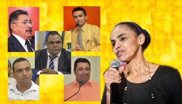 O PSB estava há meses sem comando em Brasiléia, já se anunciava uma possível debandada para o PROS ou Solidariedade, partidos recém criados, e eis que surge Marina Silva para também injetar o ânimo que faltava aos socialistas brasileenses.