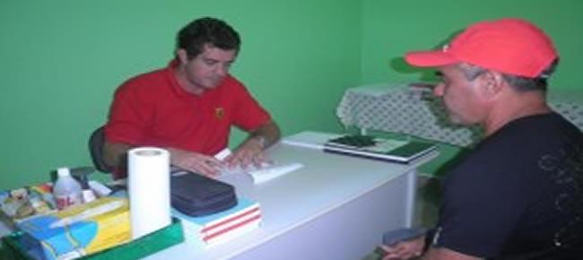 Serviços de urologia, como consultas e exames, foram feitos de forma itinerante pelo programa Saúde do Homem, em todos os municípios acreanos (Foto: Marcelo Torres/Sesacre)