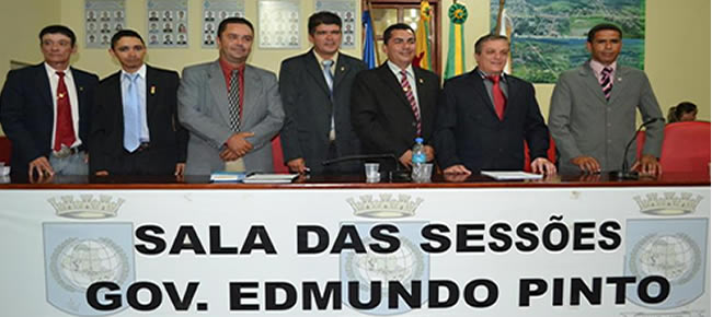 O prefeito informou da premiação em um pesquisa  nacional em que ele ficou classificado entre os cem melhores prefeitos avaliados no Brasil e o melhor do Acre em 2013.