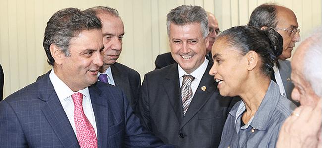 Marina Silva pode compor com PSDB após eleições/Foto: Divulgação