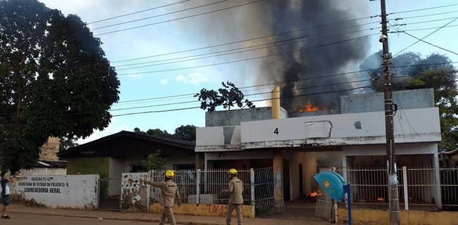 fogo em Rio Branco acre