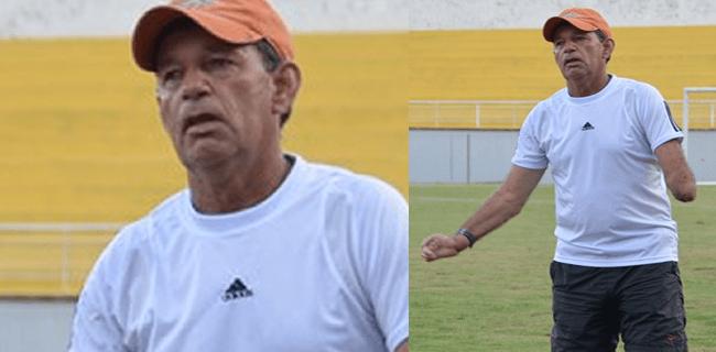 Técnico Paulo Capão, da Amax, lamentou as mudanças repentinas (Foto: Quésia Melo)