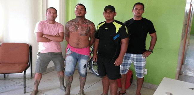 JOSÉ ORDÔNIO LIMA preso em Tarauacá