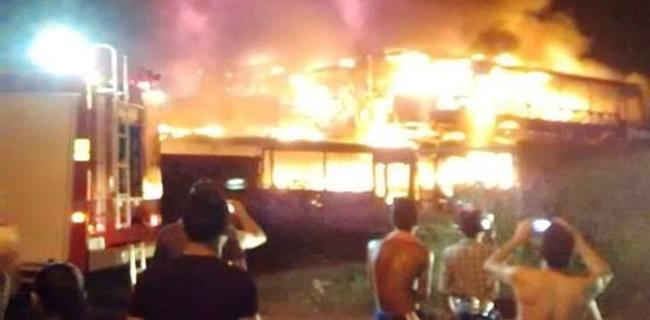fogo em Rio Branco