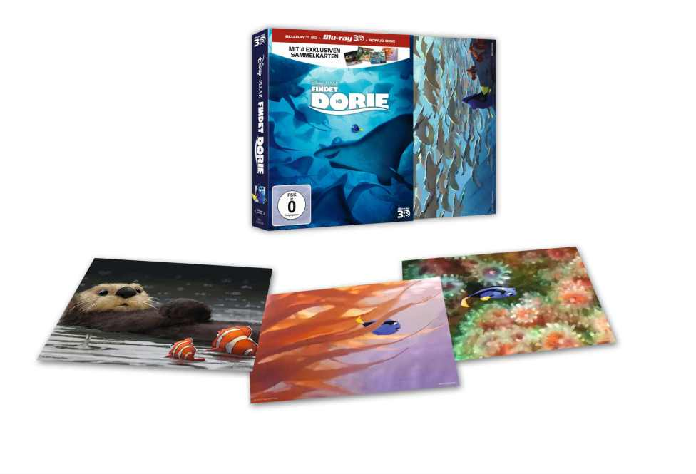 Findet-Dorie-3D-Blu-Ray-packung