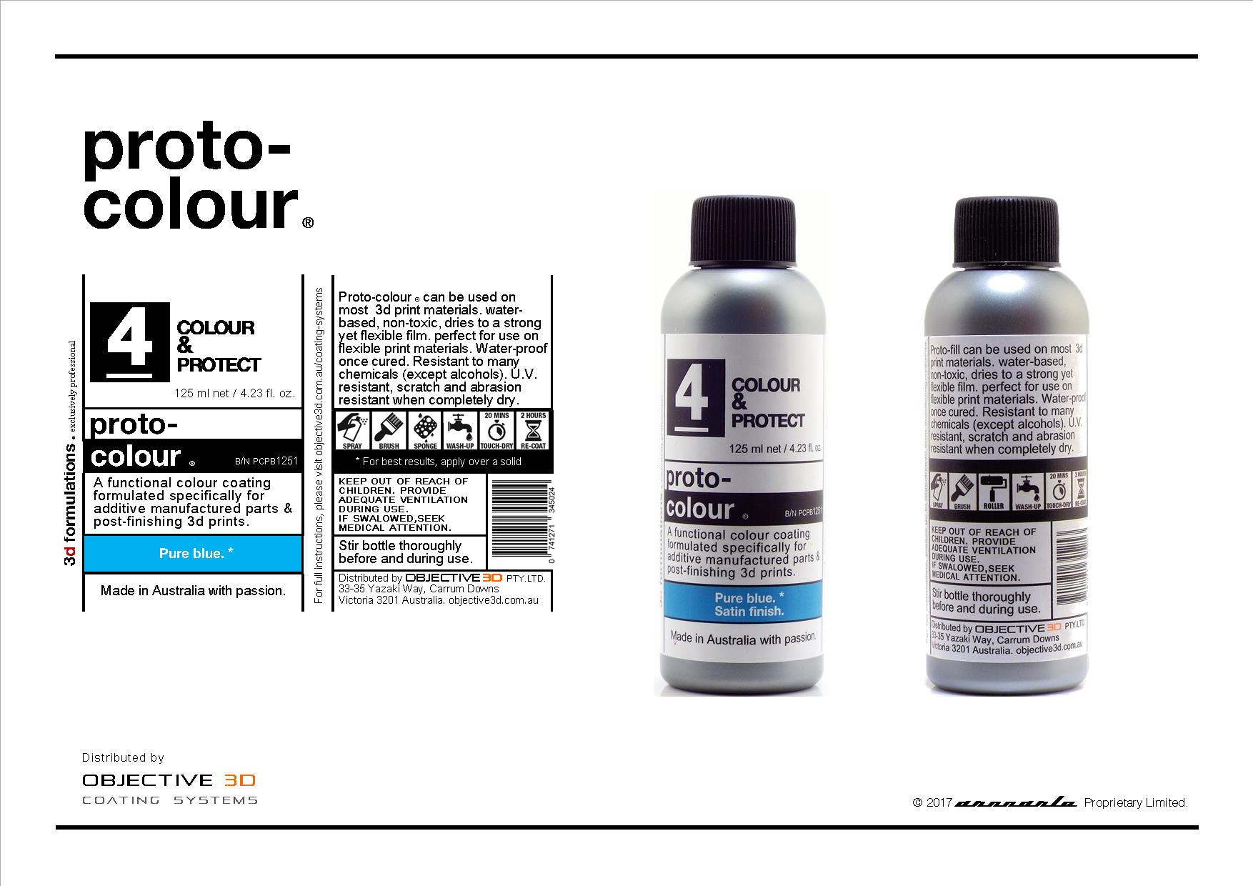 Sealant To Make 3d Part Easy To Clean