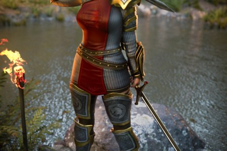 Guardian of the Citadel Outfit for Genesis 8 Female(s)