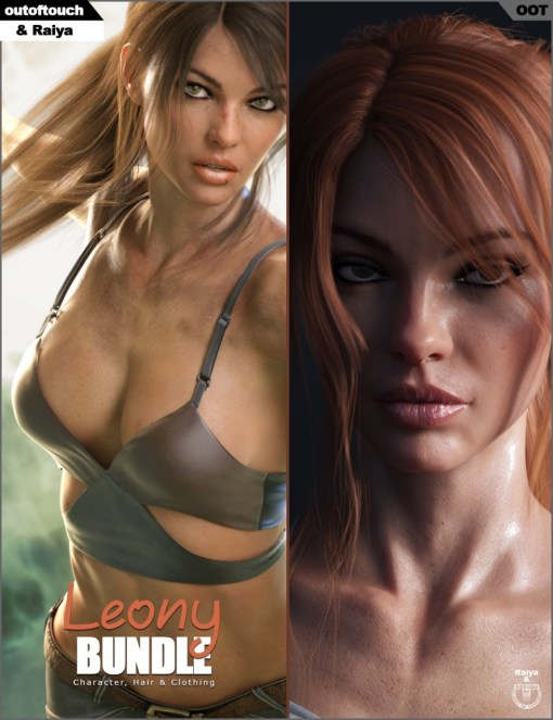 Daz3D Free 3D Models Gamedev Genesis 8 female