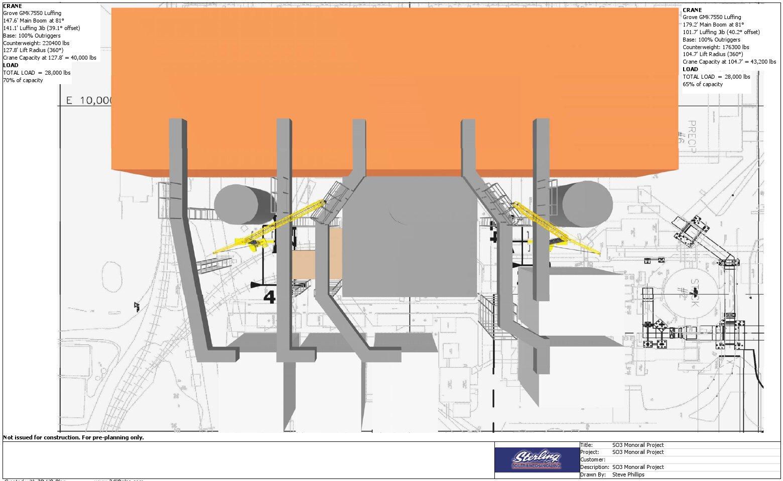 3d Lift Plan