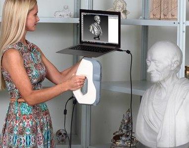 Anya Galdina and the bust
