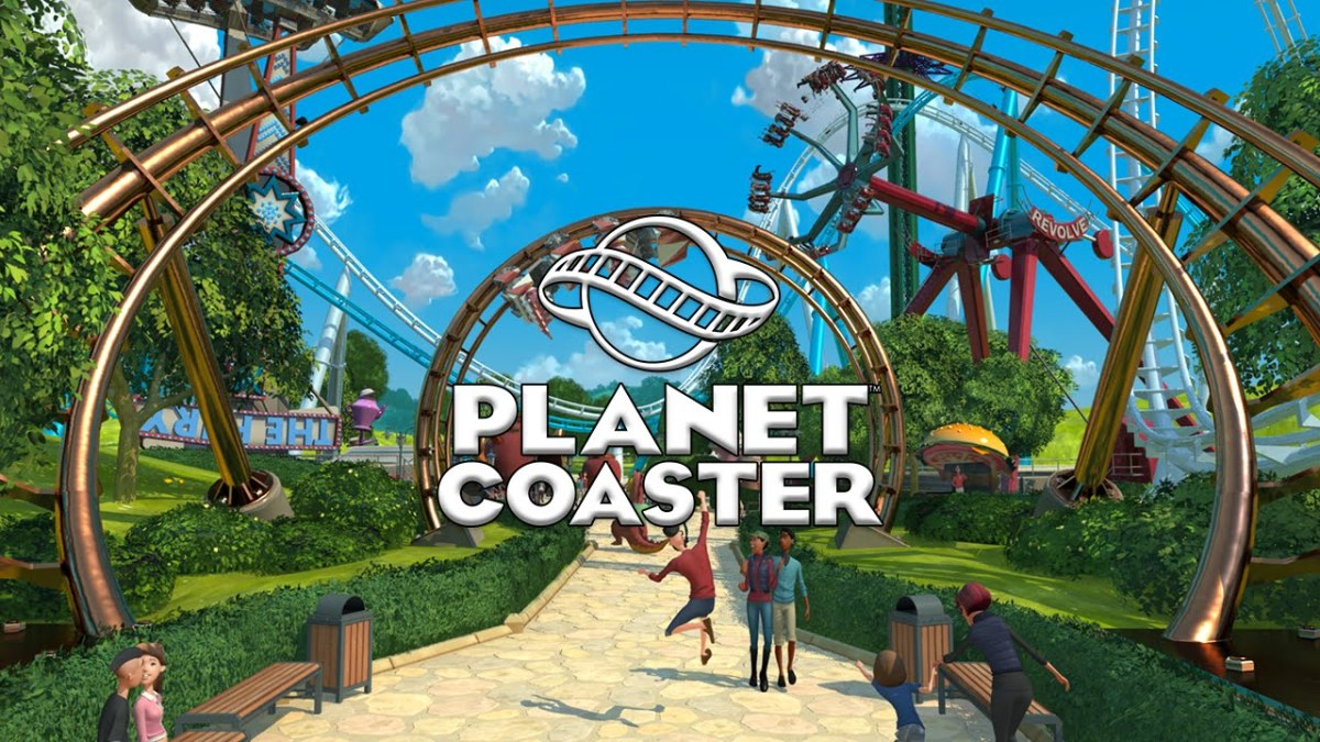 Planet Coaster - Download PC Game + Crack 3DM