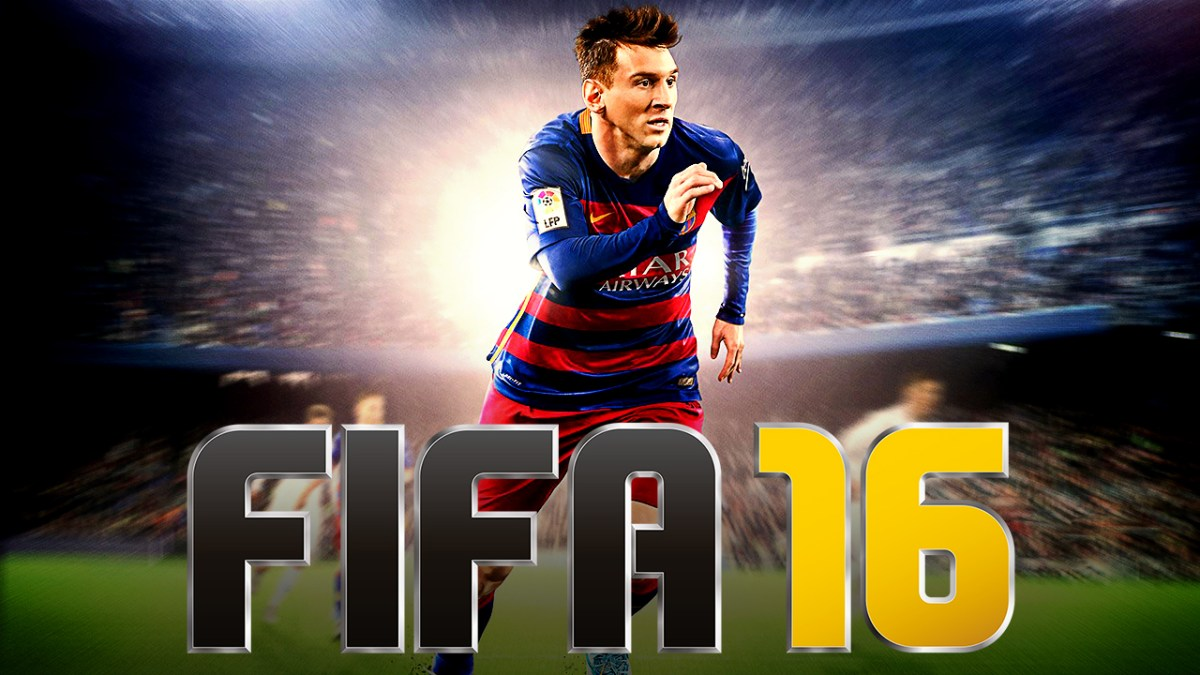 FIFA 16 - Crack 3DM Download