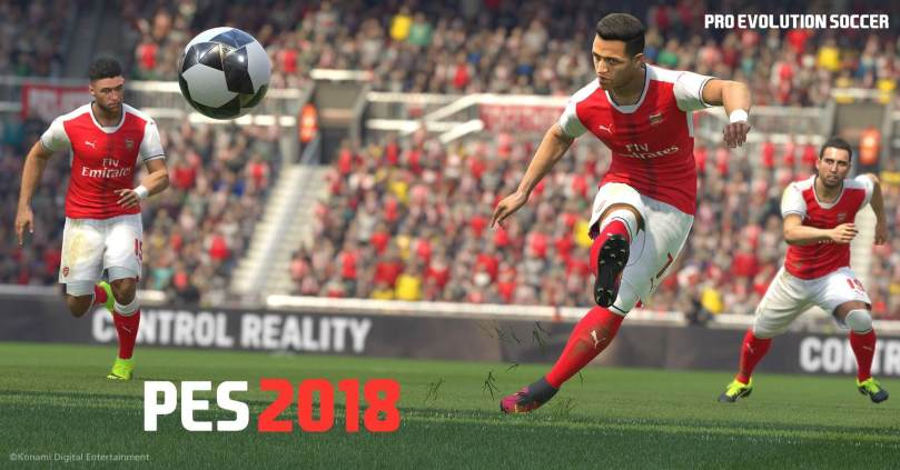 PES 2018 - Download Full PC Game - Pro Evolution Soccer 2018 Crack + Torrent / 3DM
