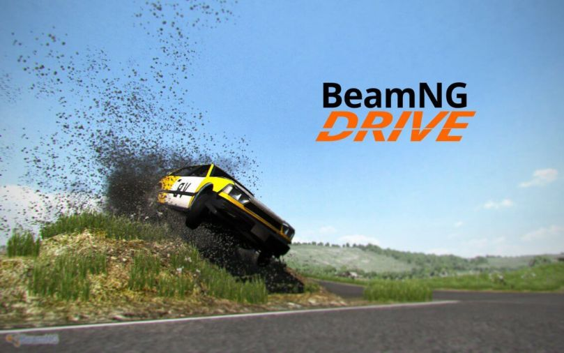 BeamNG.drive - Download + Crack