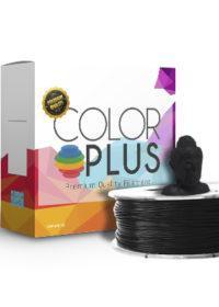 Filamento ABS Premium 3mm Black Cosmic