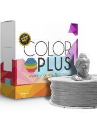 Filamento ABS Premium 3mm Grey Thunder
