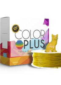 Filamento PLA Premium 1.75mm Gold Lion