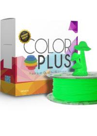 Filamento PLA Premium 1.75mm Glow in the dark Green