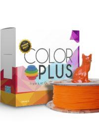 Filamento PLA Premium 1.75mm Orange Tiger