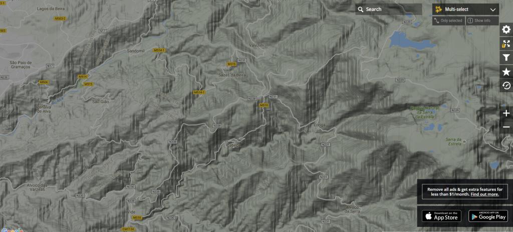 topografia Topografia 3D Imagem cedida 1024x463