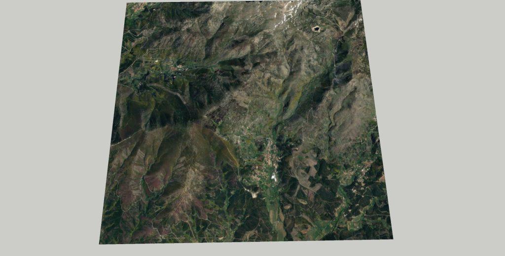 topografia Topografia 3D Serra da Estrela 1024x519