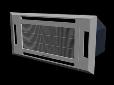Household Appliances Model Ceiling Cassette Air
