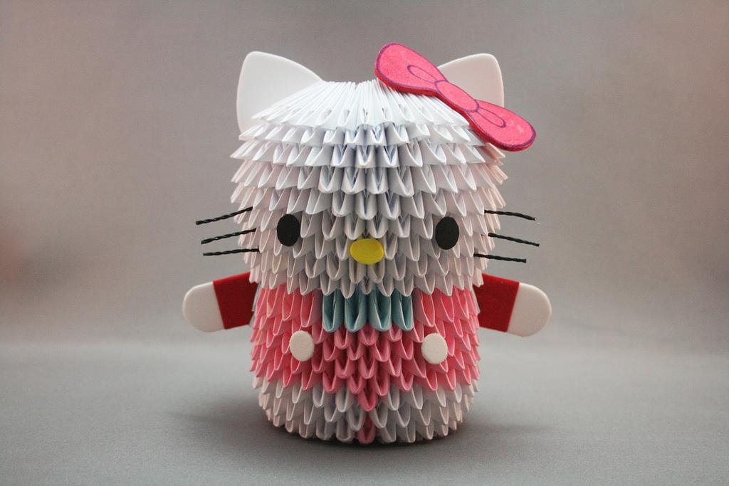 305317125063f985f74cb 3D Origami Art
