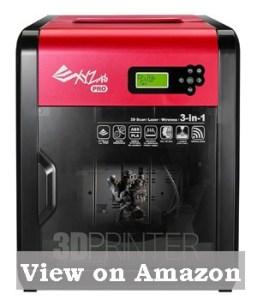Da Vinci 1.0 Pro 3 in 1 Wireless 3D Printer