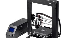 """Monoprice Maker Select 3D Printer V2 with Large heated 8"""" x 8"""" x 7"""" Build Plate"""